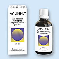 инструкция по применению асинис - фото 8